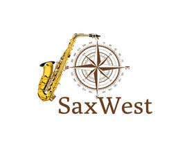 #8 for Logo Design for SaxWest band by TheRCM24