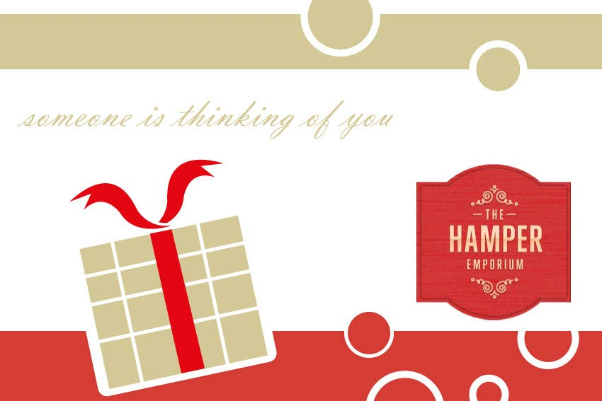 Participación en el concurso Nro.55 para Print & Packaging Design for The Hamper Emporium - http://thehamperemporium.neto.com.au