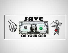 #4 para Logo Design for Save Money On Your Car por ishanl