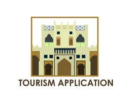 #158 для Design a logo for tourists app от payel66332211