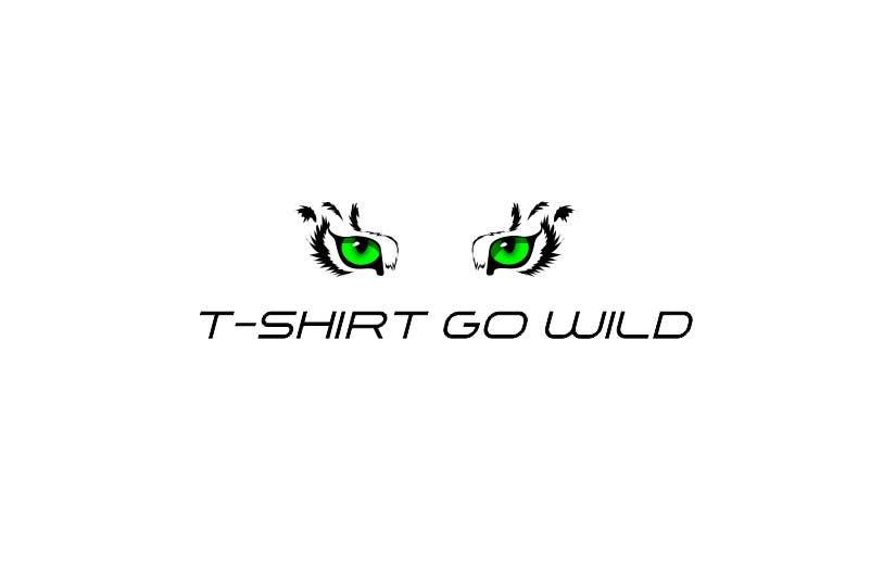 Kilpailutyö #6 kilpailussa Logo Design for T-shirt Company