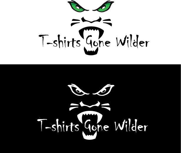 Penyertaan Peraduan #                                        37                                      untuk                                         Logo Design for T-shirt Company