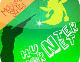 #48 for Icon or Button Design for Hunter n Hornet by monsta182003