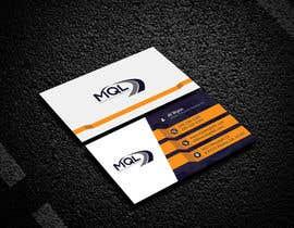 #80 для Logo Exists - Business Card for Trucking (Logistics) Company от SayeedBdz