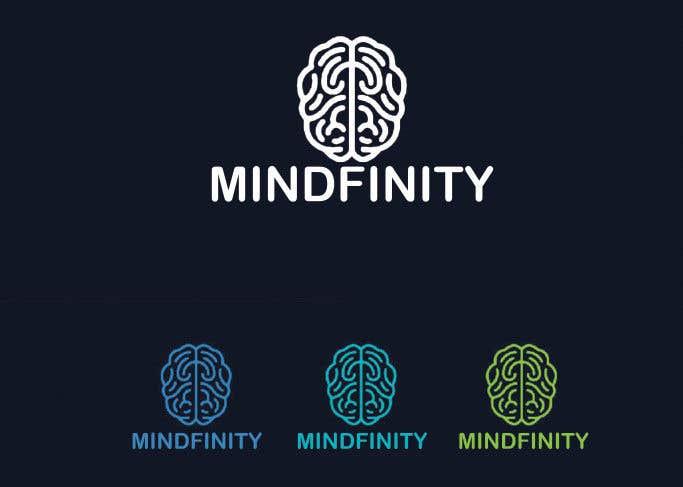 Proposition n°                                        84                                      du concours                                         Logo Mindfinity