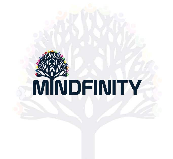 Proposition n°                                        85                                      du concours                                         Logo Mindfinity