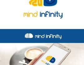 nº 93 pour Logo Mindfinity par SalmaHB95