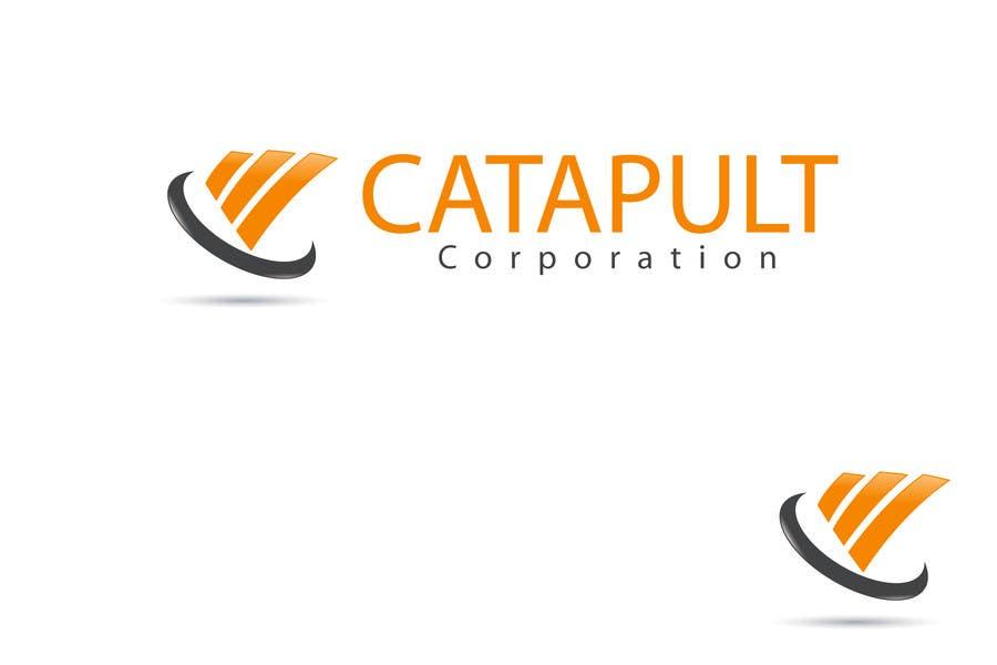 Konkurrenceindlæg #                                        112                                      for                                         Logo Design for 'Catapult Corporation'