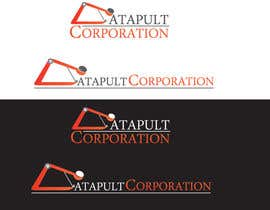 nº 74 pour Logo Design for 'Catapult Corporation' par GeorgeOrf