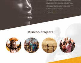 #26 for NGO Website Developing - Integrated Water Supply, Sanitation, & Hygiene Project by zaxsol