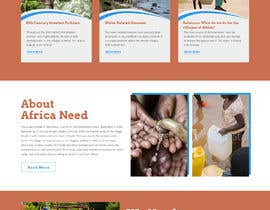 #11 for NGO Website Developing - Integrated Water Supply, Sanitation, & Hygiene Project by saidesigner87