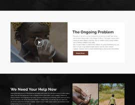 #15 , NGO Website Developing - Integrated Water Supply, Sanitation, & Hygiene Project 来自 saidesigner87