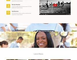 #10 для NGO Website Developing - Integrated Water Supply, Sanitation, & Hygiene Project от rubaiyaislam1