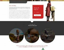#4 für NGO Website Developing - Integrated Water Supply, Sanitation, & Hygiene Project von pardworker