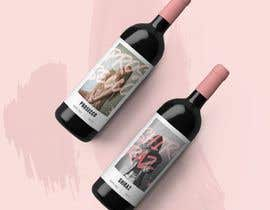 Nro 43 kilpailuun Wine label design käyttäjältä GraphicDesi6n