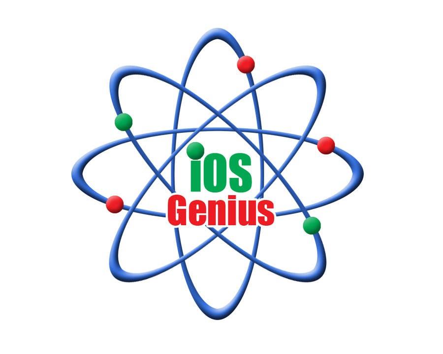 Konkurrenceindlæg #48 for Logo Design for iOS Genius