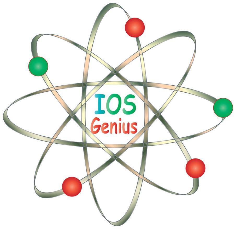 Konkurrenceindlæg #25 for Logo Design for iOS Genius