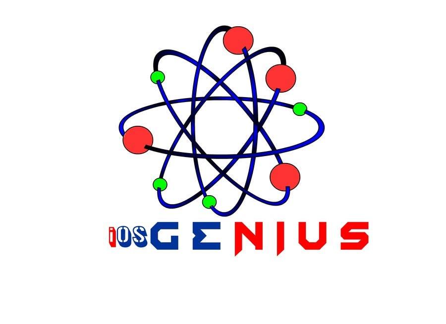 Inscrição nº                                         3                                      do Concurso para                                         Logo Design for iOS Genius