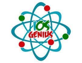 nº 13 pour Logo Design for iOS Genius par skydelacruz