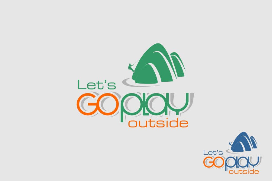 #272 for Logo Design for Let's Go Play Outside by dimitarstoykov