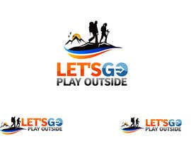 #194 untuk Logo Design for Let's Go Play Outside oleh theDesignerz