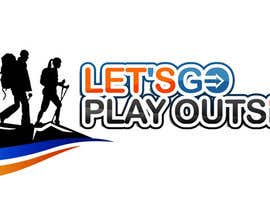 nº 244 pour Logo Design for Let's Go Play Outside par theDesignerz