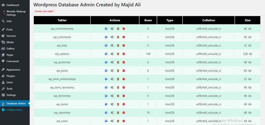 Entry #3 by MajidAli371 for From PHP form to WP Plugin   Freelancer