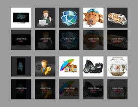 #15 for Design some Icons for website portfolio section af stellent