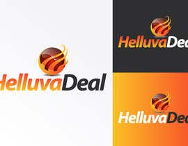 #174 para Logo Design for helluva deal por designpassionate