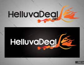 #158 para Logo Design for helluva deal por anosweb