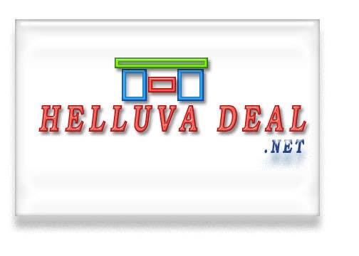 Contest Entry #336 for Logo Design for helluva deal
