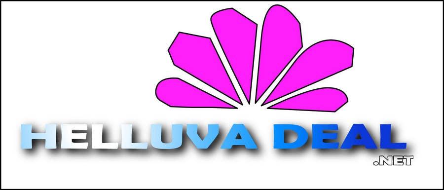 Конкурсная заявка №323 для Logo Design for helluva deal