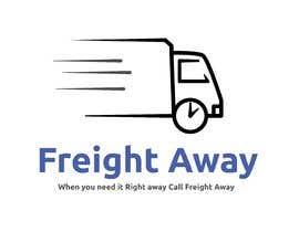 nº 27 pour Logo for a Freight Company par saadamirr12