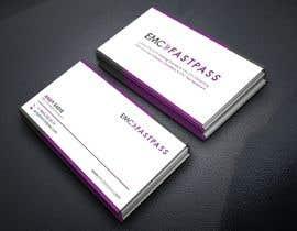 nº 391 pour Business card design par FALL3N0005000