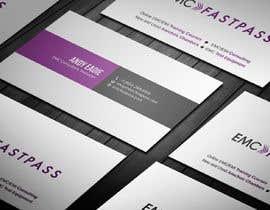 nº 355 pour Business card design par danish4456