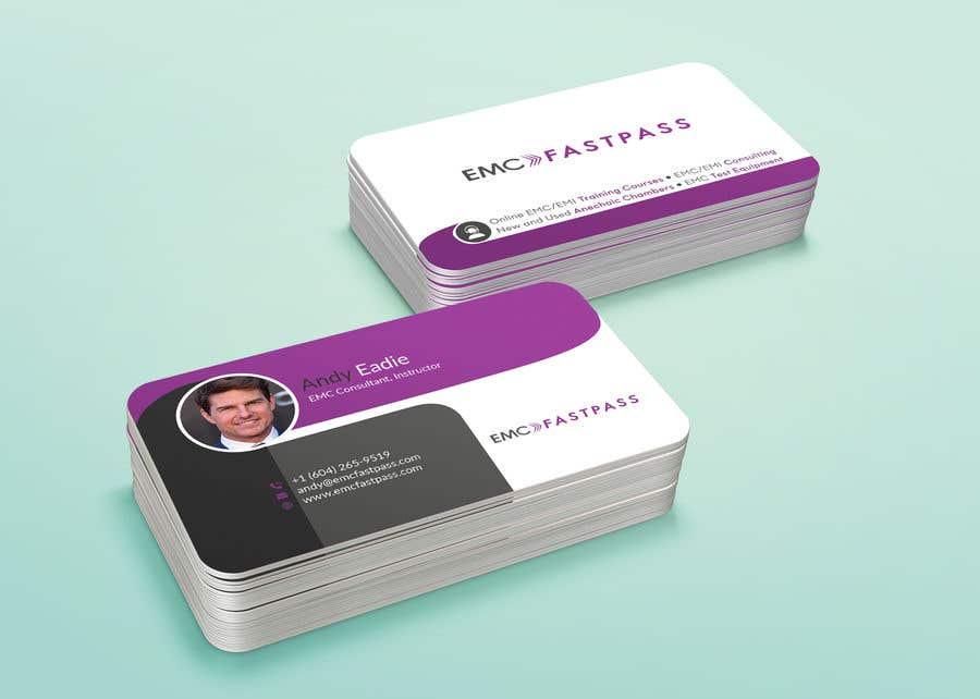 Proposition n°229 du concours Business card design