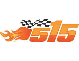 #43 para Logo Design for 515 Racing Team por reynoldsalceda