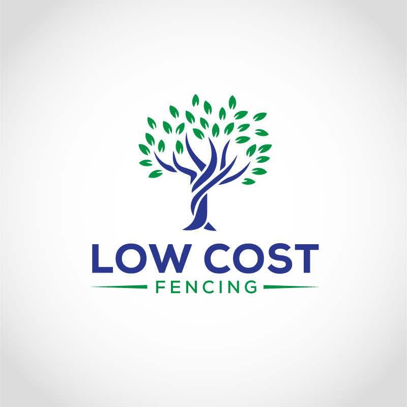 Penyertaan Peraduan #269 untuk Low Cost Fencing Logo