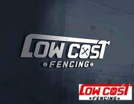 #263 untuk Low Cost Fencing Logo oleh yippan