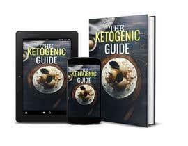 "Cartoonico tarafından create ebook cover design for my ""The Ketogenic Guide"" için no 38"