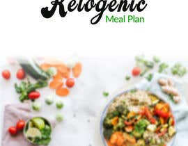 """#77 untuk create an ebook cover design for my """"28 Day Ketogenic Meal Plan"""" oleh Aminul02"""
