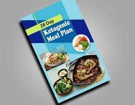 "#78 untuk create an ebook cover design for my ""28 Day Ketogenic Meal Plan"" oleh FirozMahmud71"