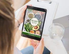"#84 untuk create an ebook cover design for my ""28 Day Ketogenic Meal Plan"" oleh SK813"