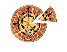 #11 для Military target pizza logo от flyhy