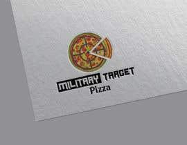 #19 для Military target pizza logo от dheart043