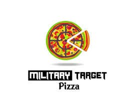 #20 для Military target pizza logo от dheart043