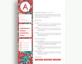 #3 for Update my Resume Design by ahmedgameel777