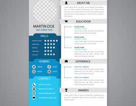 #4 for Update my Resume Design by ahmedgameel777