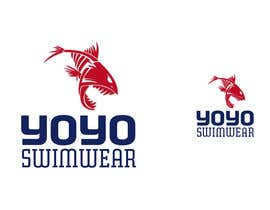 #98 para Logo Design for expensive swimming trunks por alfonself2012