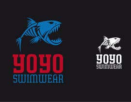 #99 for Logo Design for expensive swimming trunks by alfonself2012